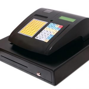 Caja Registradora Fiscal Aclas CR2150 color negro